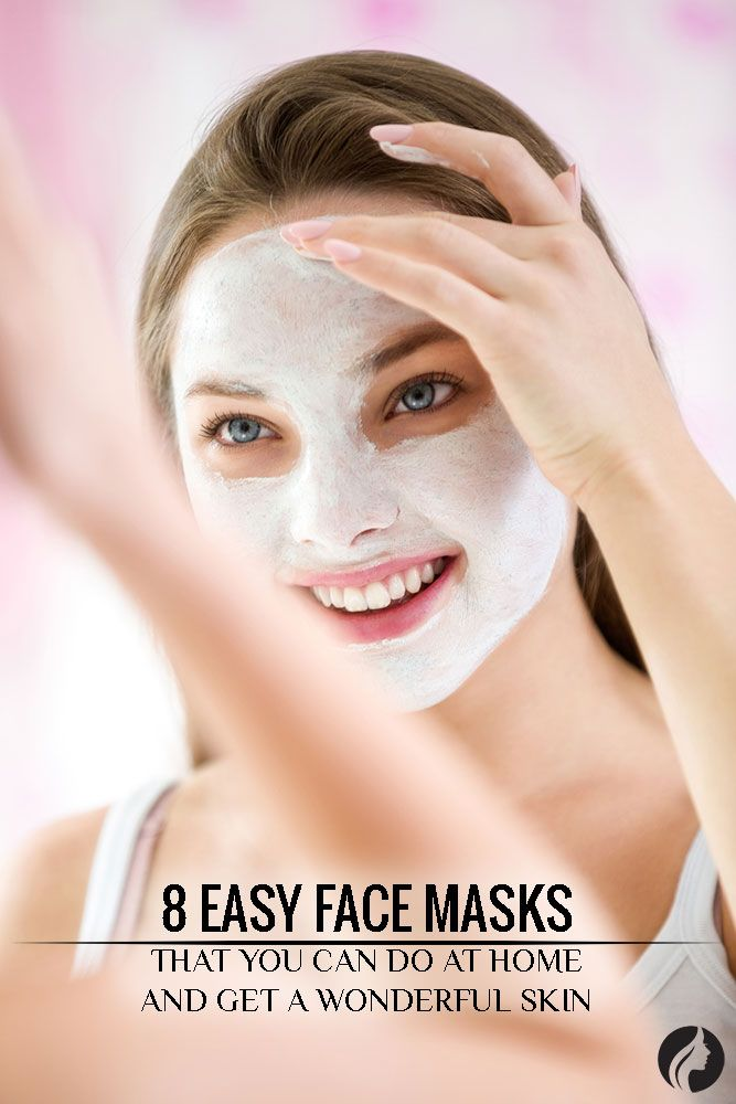 easy face mask recipes - 667×1000