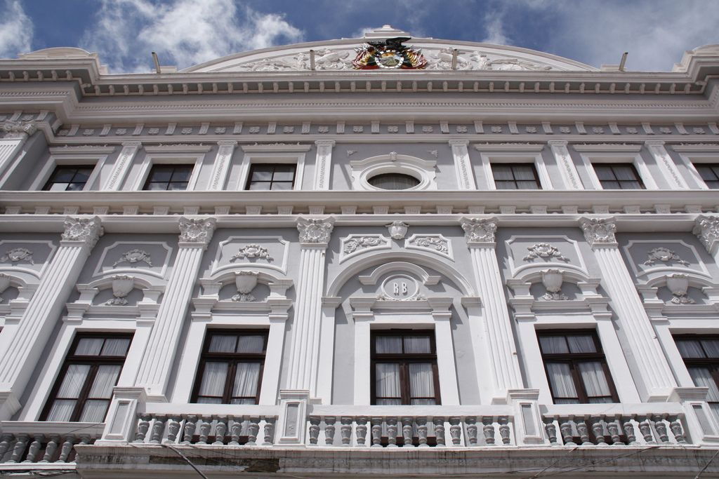 Beautiful Sucre © Christina Varro #bolivia #sucre #city #cantstopdreaming