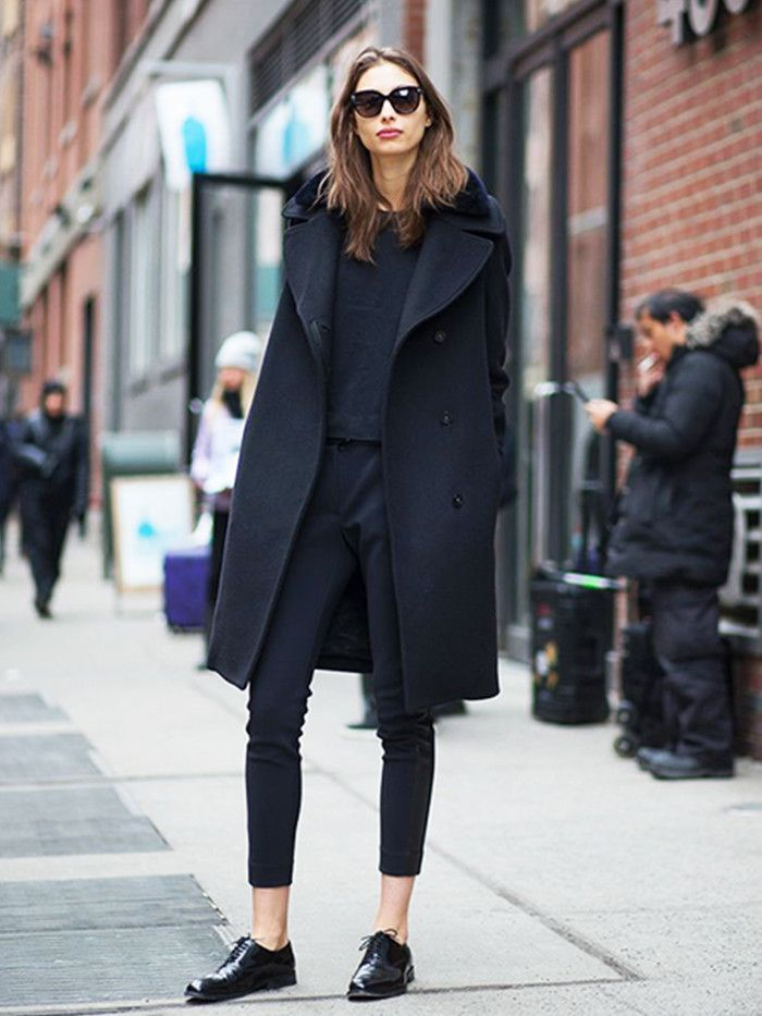 2d31d252f1e21 The 12 Pieces Almost Every New York Girl Owns | NYC Girl | New york ...