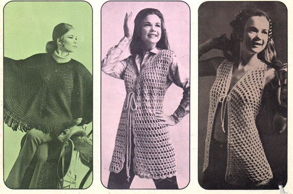 The Gypsy Vest Pattern Book Two 1970 PDF EBOOK by LuckyKorat