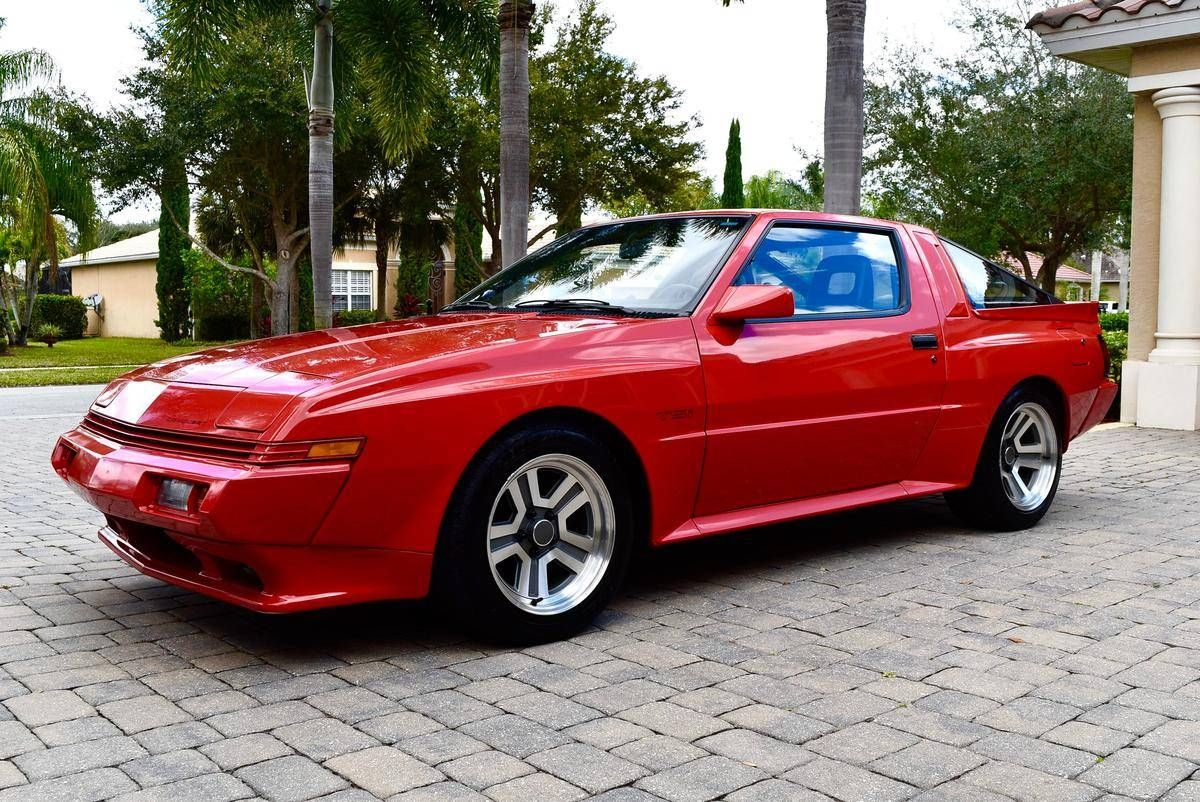 1988 Chrysler Conquest Tsi For Sale Cars Pinterest