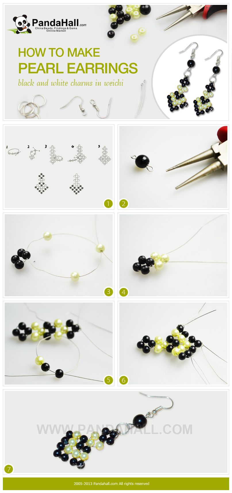 it is a tutorial about how to make pearl earrings i will it is a tutorial about how to make pearl earrings i will show you