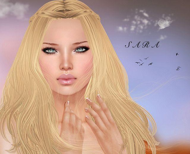 .::WoW Skins::. Sara | Flickr - Photo Sharing!
