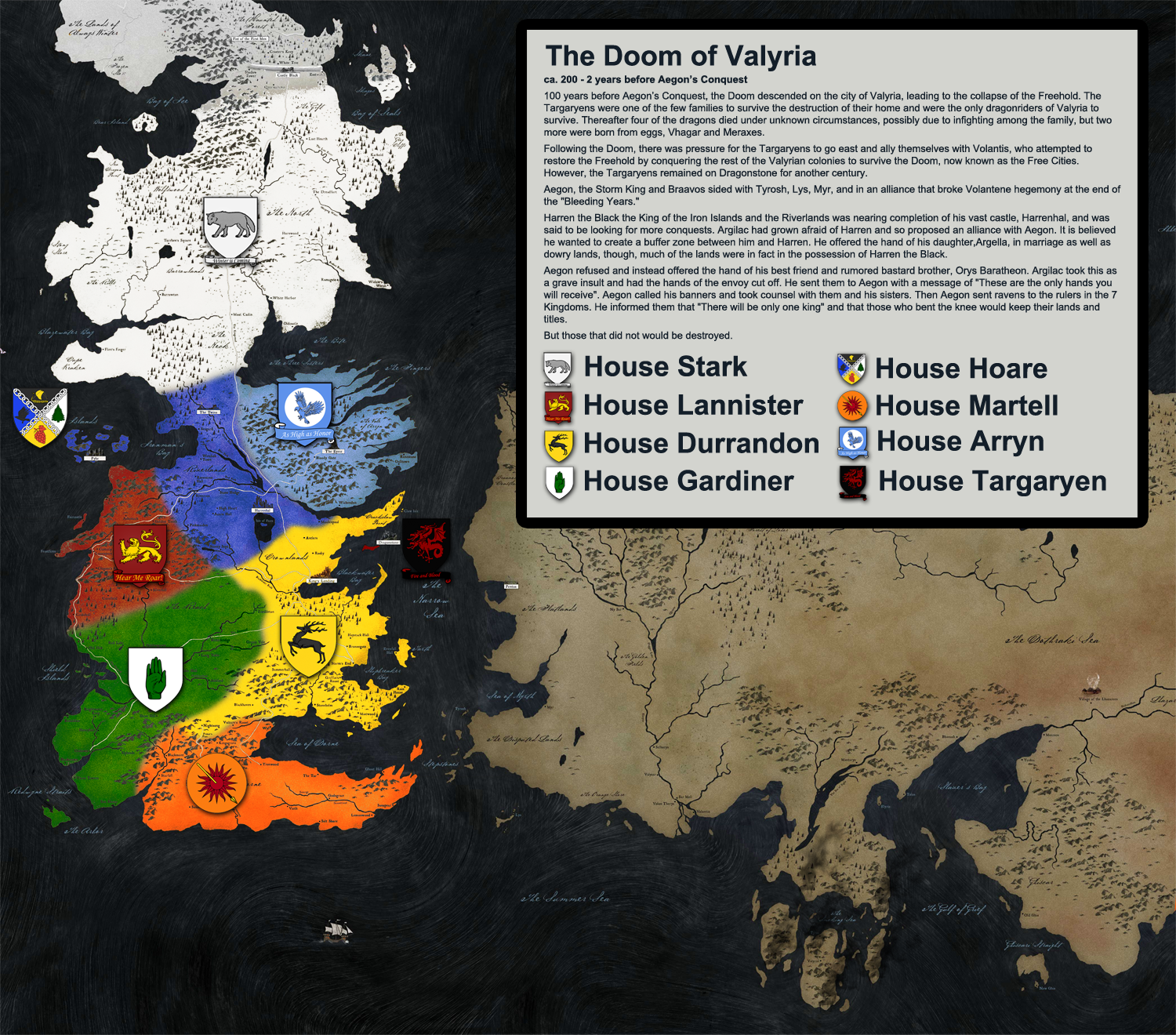 A mapped history of a song of ice and fire songs and fandom a mapped history of a song of ice and fire aka game gumiabroncs Image collections