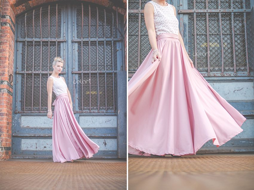 Sommerkleid aus baumwolle nahen