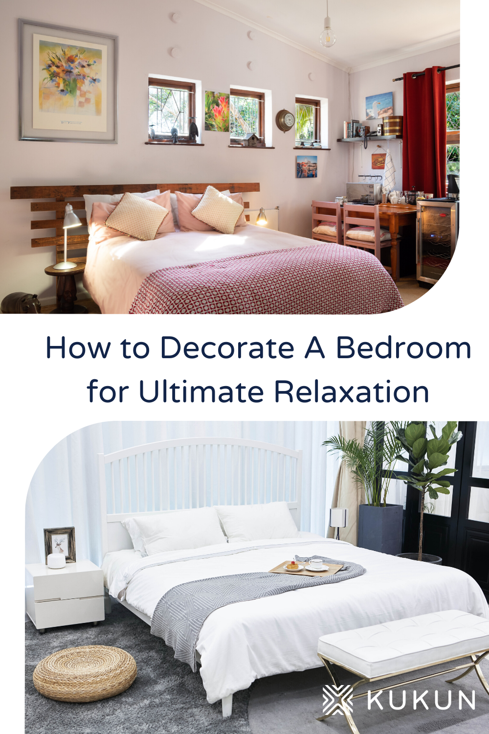 How To Decorate A Bedroom For The Ultimate Relaxation Bedroom Decor Remodel Bedroom Comfort Mattress