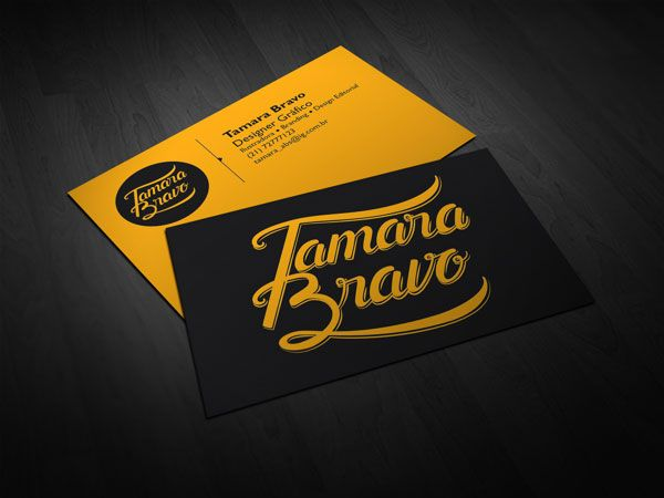 Heres Collection Of 30 Beautiful Business Card Designs For Your Inspiration Take A Look At This Months Cards Showcase