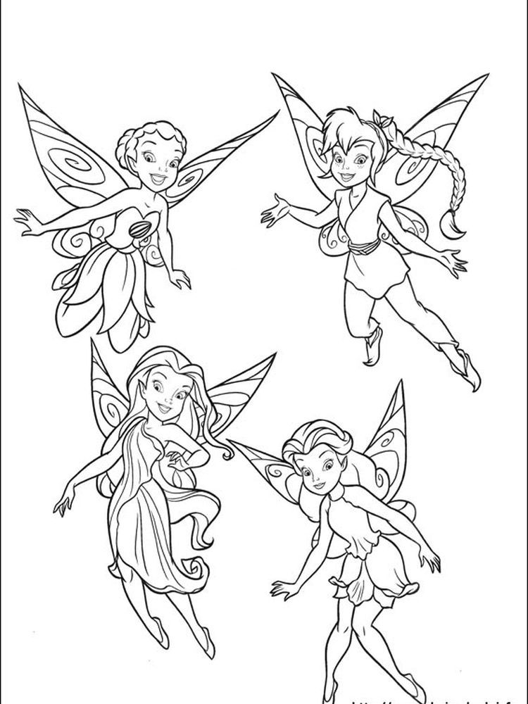 Disney Fairies Tinkerbell On Crayola Com Tinkerbell Coloring Pages Free Disney Coloring Pages Fairy Coloring Pages