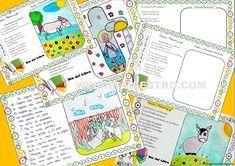 Actividades para el día del libro - Web del maestro