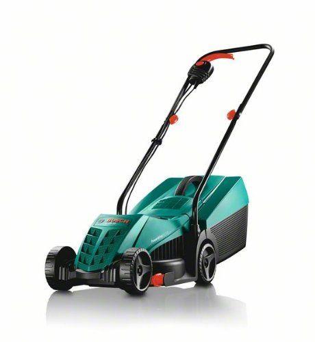 Bosch Rotak 32 Elektro Rasenmaher Best Lawn Mower Lawn Mower Rotary Lawn Mower