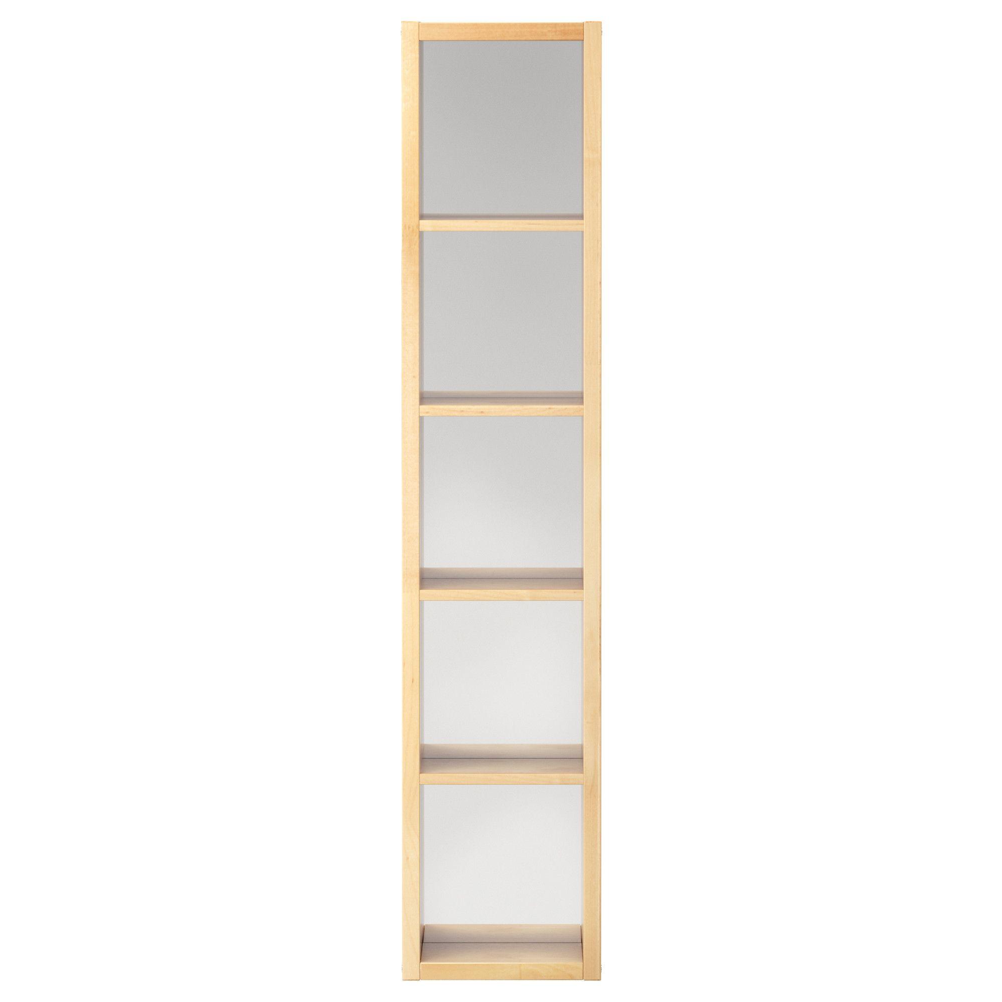 molger mirrored shelf unit birch ikea spray paint shelf unitshidden