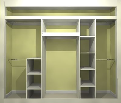 Superieur Wardrobe Interior Storage