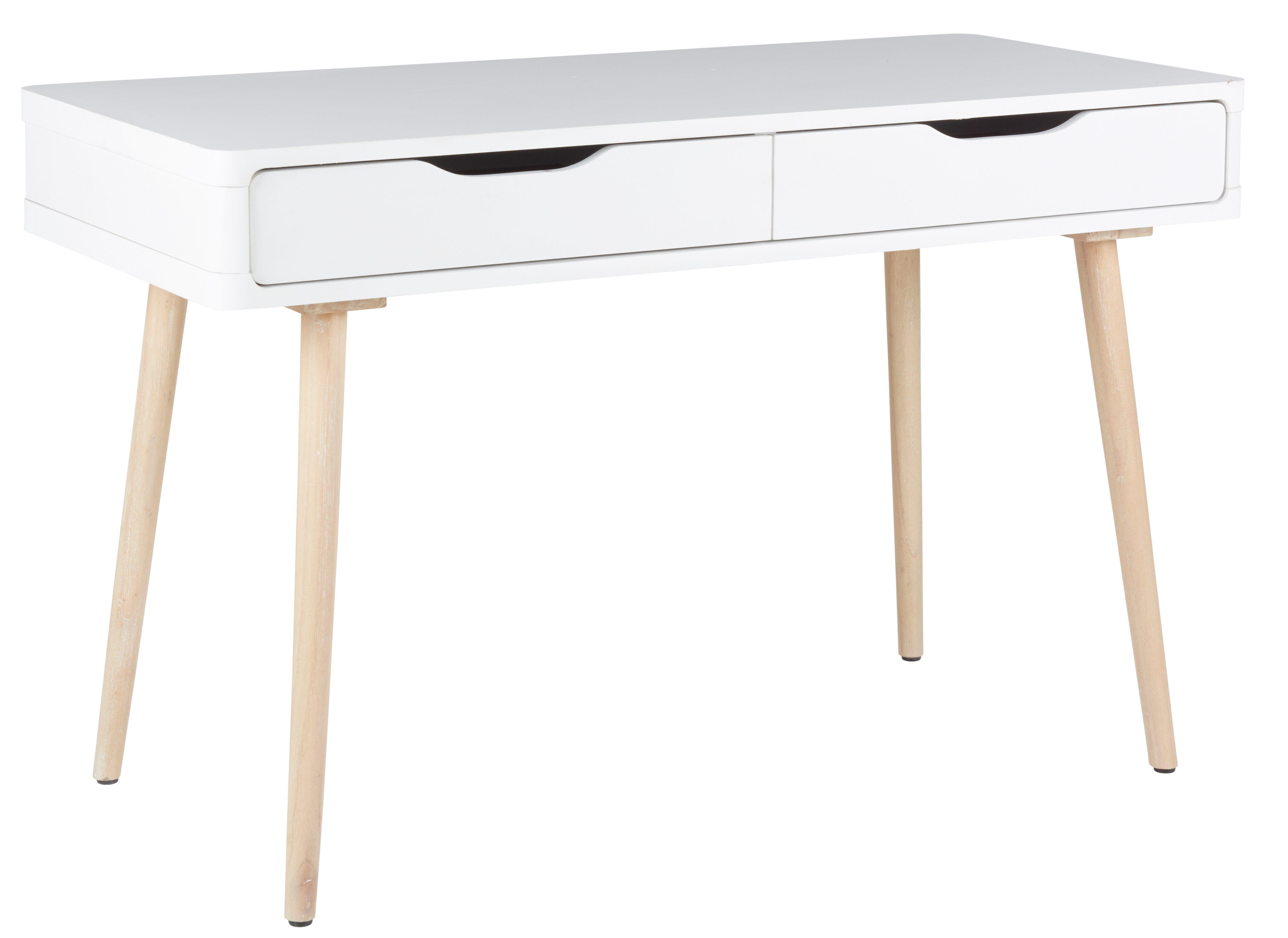 Pied bureau natis desk bureau design en bois pied métal à 599 00