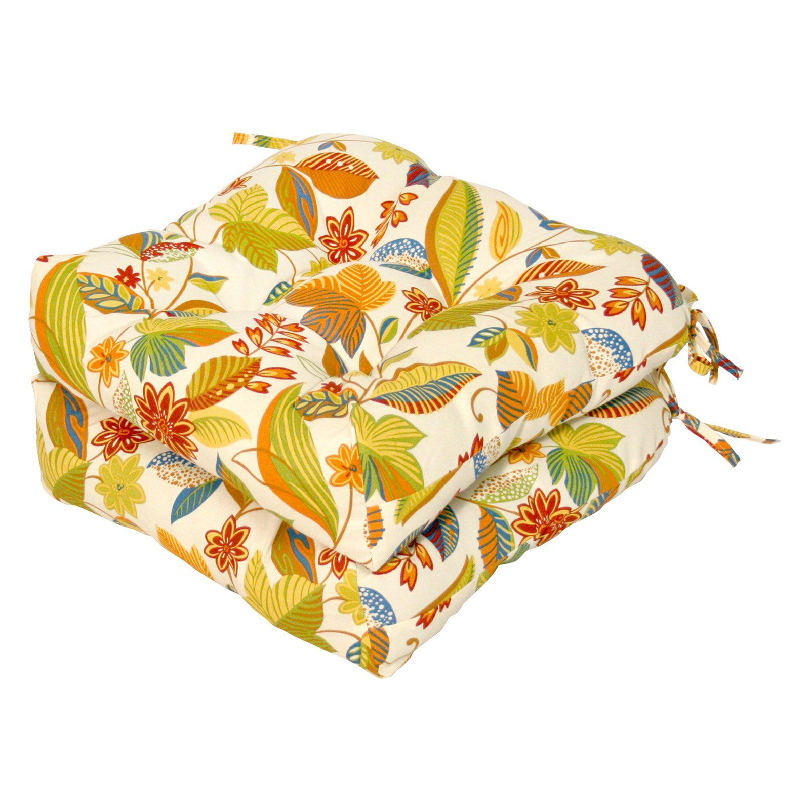 Greendale Home Fashions 20 in. Outdoor Seat Cushion