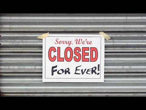 Nearly HALF Of Small Businesses In US Could Go Belly Up - YouTube | Blog  talk radio, Small business, Talk radio