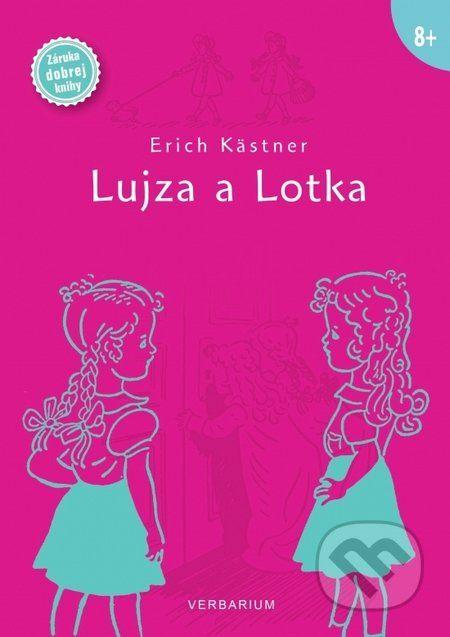 Je to zvláštne, keď vysvitne, že z jedného dievčatka sú z čista jasna dve. A práve také čosi sa prihodí v letnom tábore. Lujza sa tam zoznámi s Lotkou, ktorá sa na ňu ponáša viac, ako vlastný obraz v zrkadle. Krátke pátranie však rozlúskne tento... (Kniha dostupná na Martinus.sk so zľavou, bežná cena 11,90 €)
