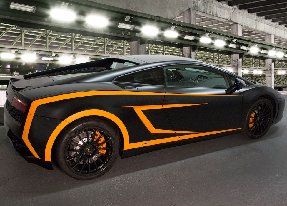 An Amazing Wrap On This Lamborghini Gallardo From Four Vectors. Materials  Used: 3M 1080