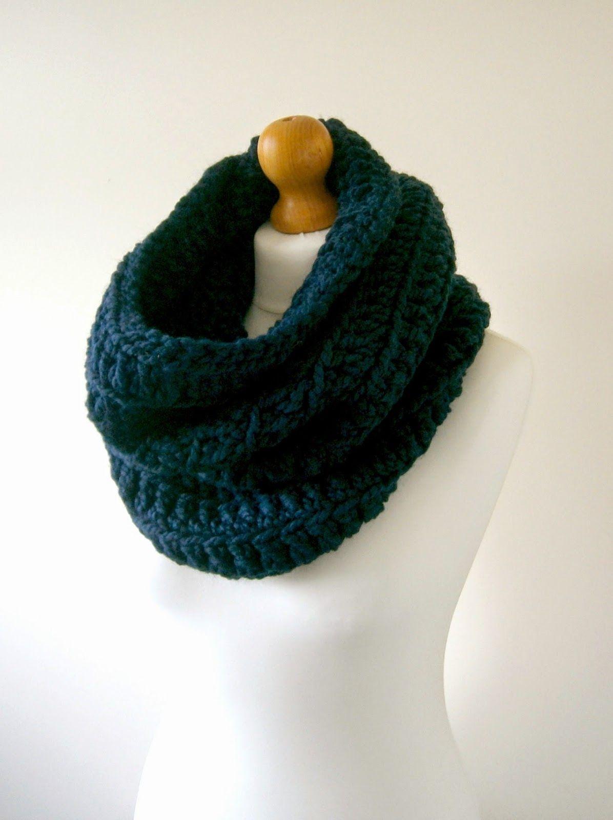Freya Esme Crochet: Crochet Cowl Pattern - Abigail | Crochet ...