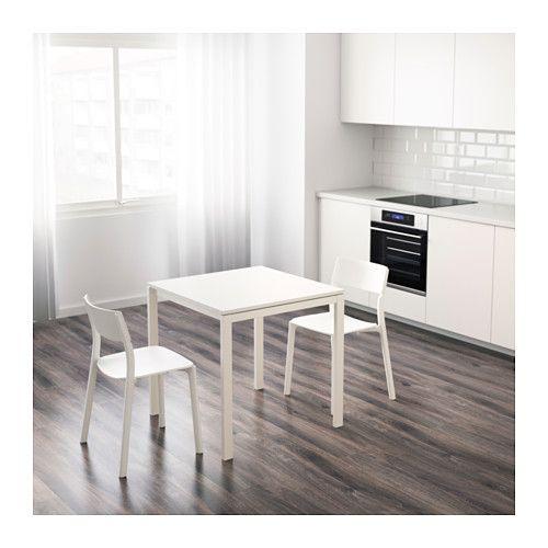 MELLTORP Table white in 2018  Apartment  Pinterest