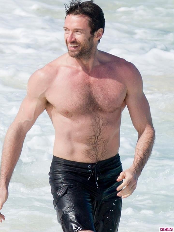 Hugh Jackman Wife Bathing Suit - Amnet