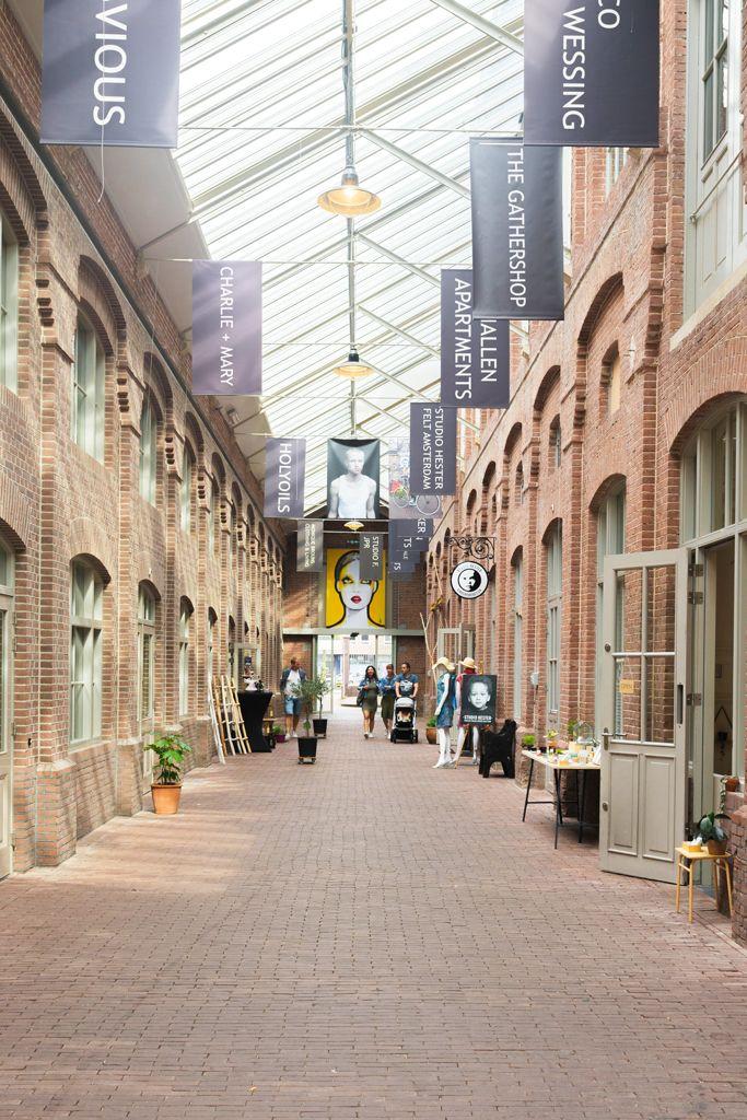 Die schönsten Cafés und Läden in Amsterdam West