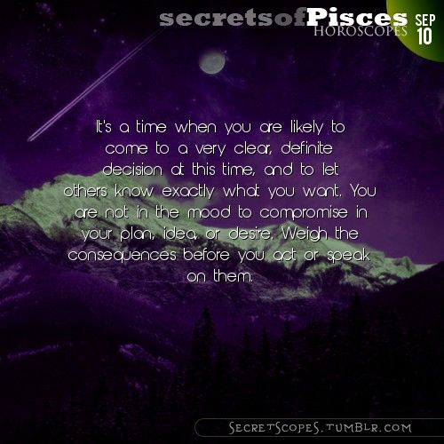Pisces Horoscope. What phase was the moon when you were born?  Visit iFate.com Astrology today!