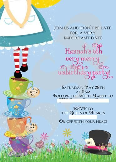 Alice In Wonderland Mad Tea Party Birthday Party Ideas Very Merry
