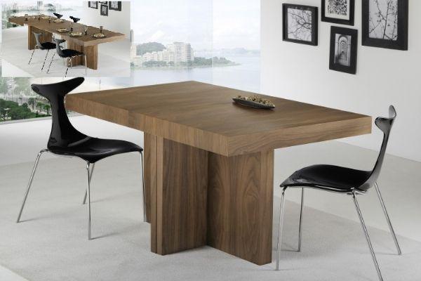 Mesa pequeña muy extensible -   mesas comedor   Pinterest   Mesas ...