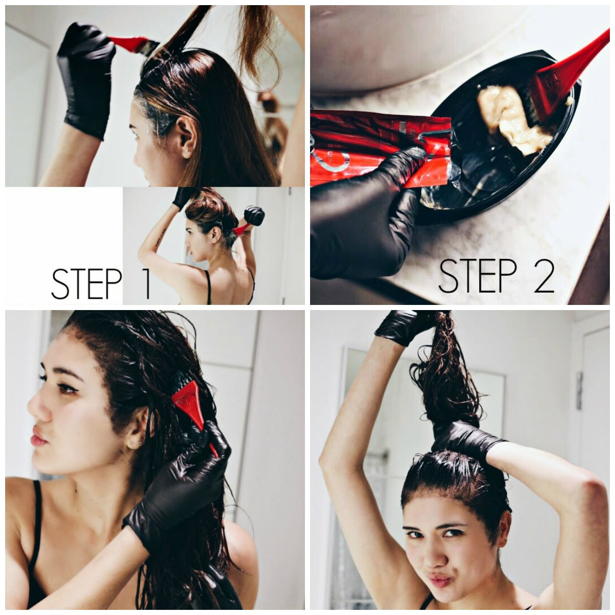 Hair Dye Tutorial: How to dye your hair at home with Vidal Sassoon ...