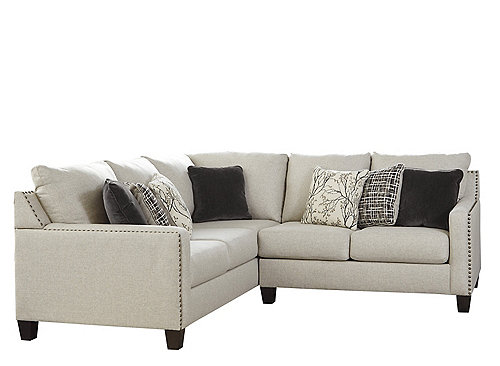 Sabine 2-pc. Sectional | Sectional, Mattress furniture ...