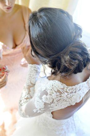Cabelo do Casamento formais do Casamento de Destino los Itália