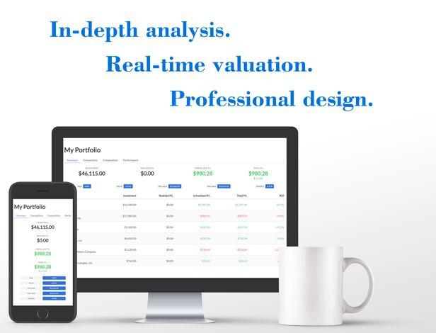 Stock Portfolio Tracker | PHP Plugin #stockportfolio