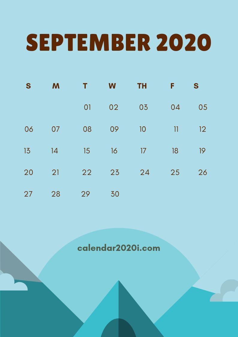 2020 Calendar iPhone Wallpapers | Calendar 2020 | Calendar ...
