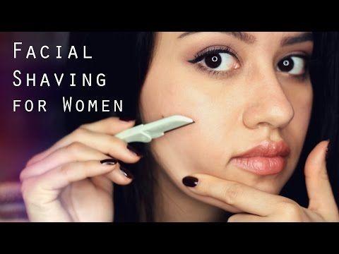 Shaving My Face Update Exfoliation Hair Removal Shaving Face Shave Face Women Woman Shaving