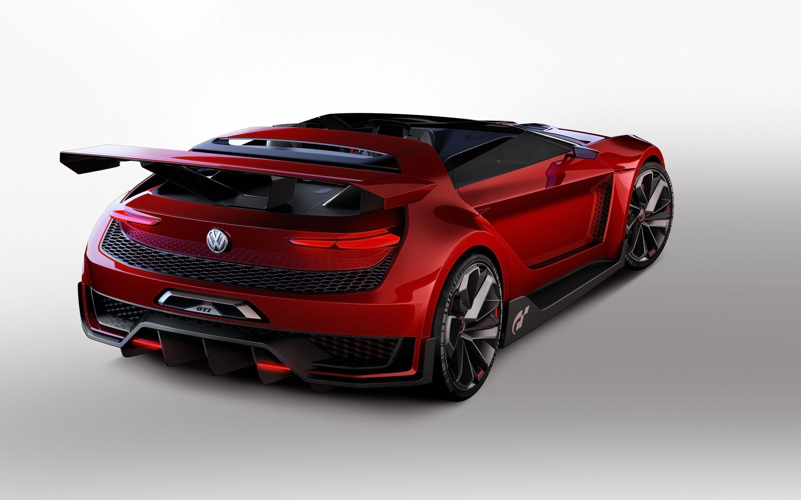 Volkswagen GTI Roadster - Vision Gran Turismo