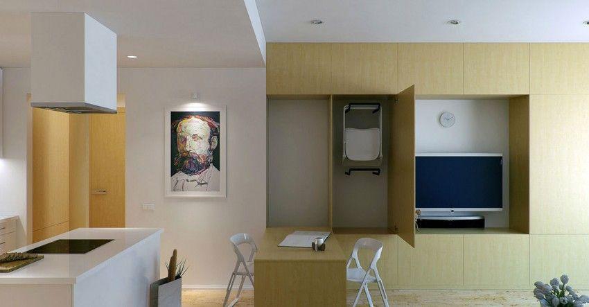 A clean luminous apartment in saint petersburg apartment interior designsmall