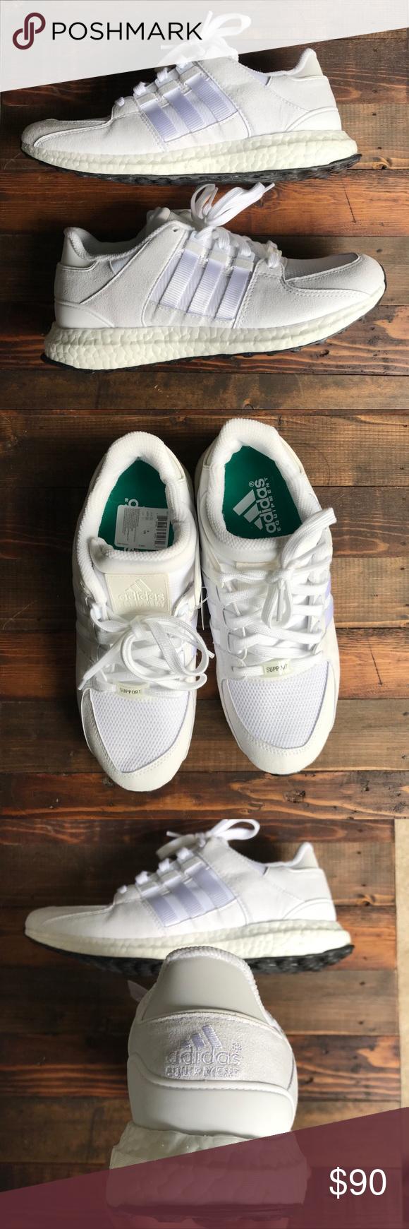 adidas eqt sostegno 93 / 16 scarpe uomini 'degli anni' 90 in stile con