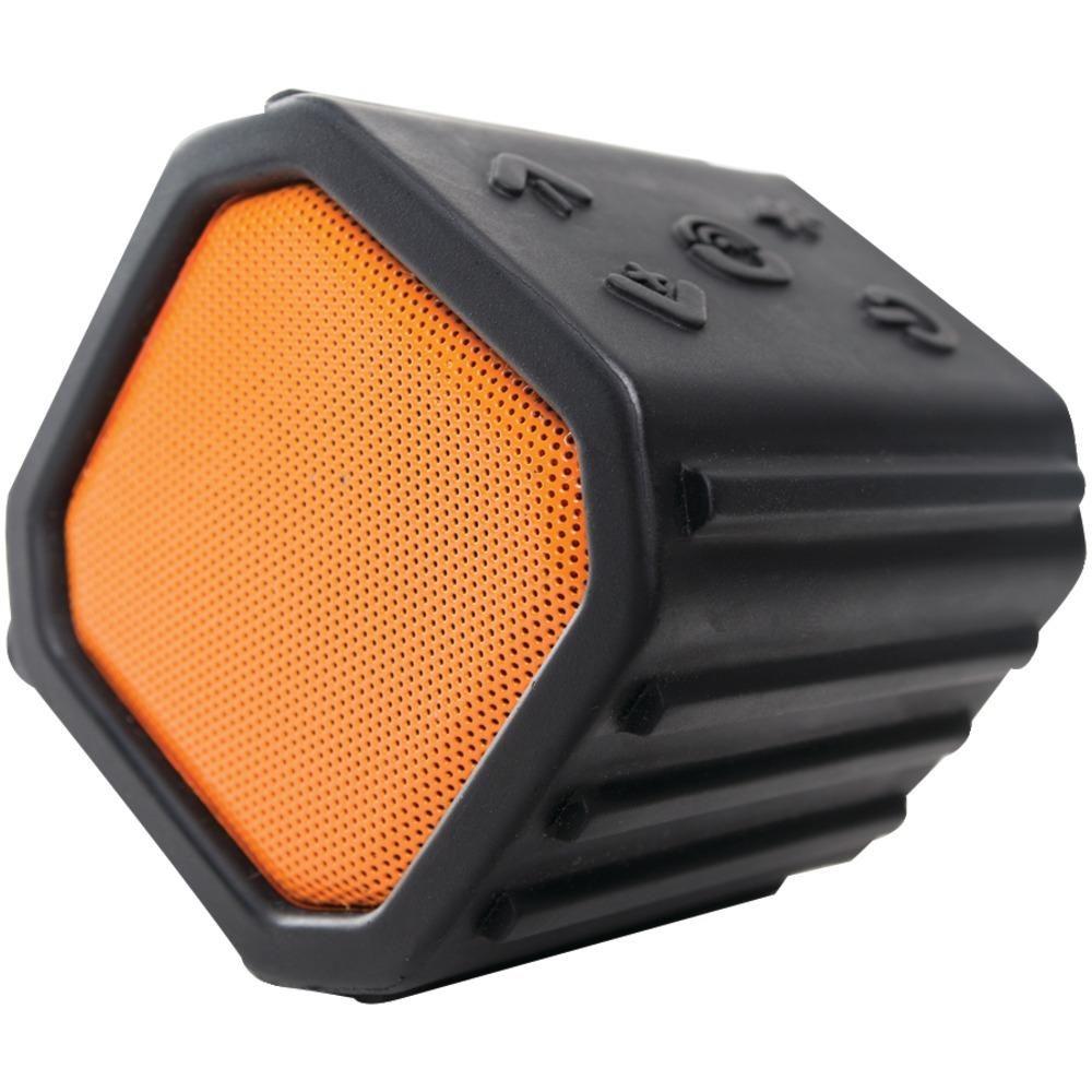 iHome IBT3B Splashproof Wireless Speaker with Speakerphone Black