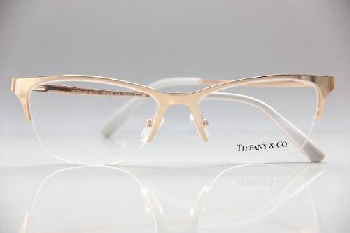 042bbe88e2a89 Armação P  Óculos De Grau Tiffany   Co. Feminino Frete Gráti ...
