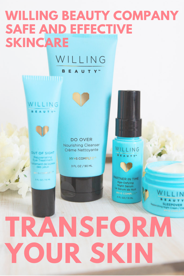 Willing Beauty Skincare Effective Skin Care Products Beauty Skin Care Best Natural Skin Care