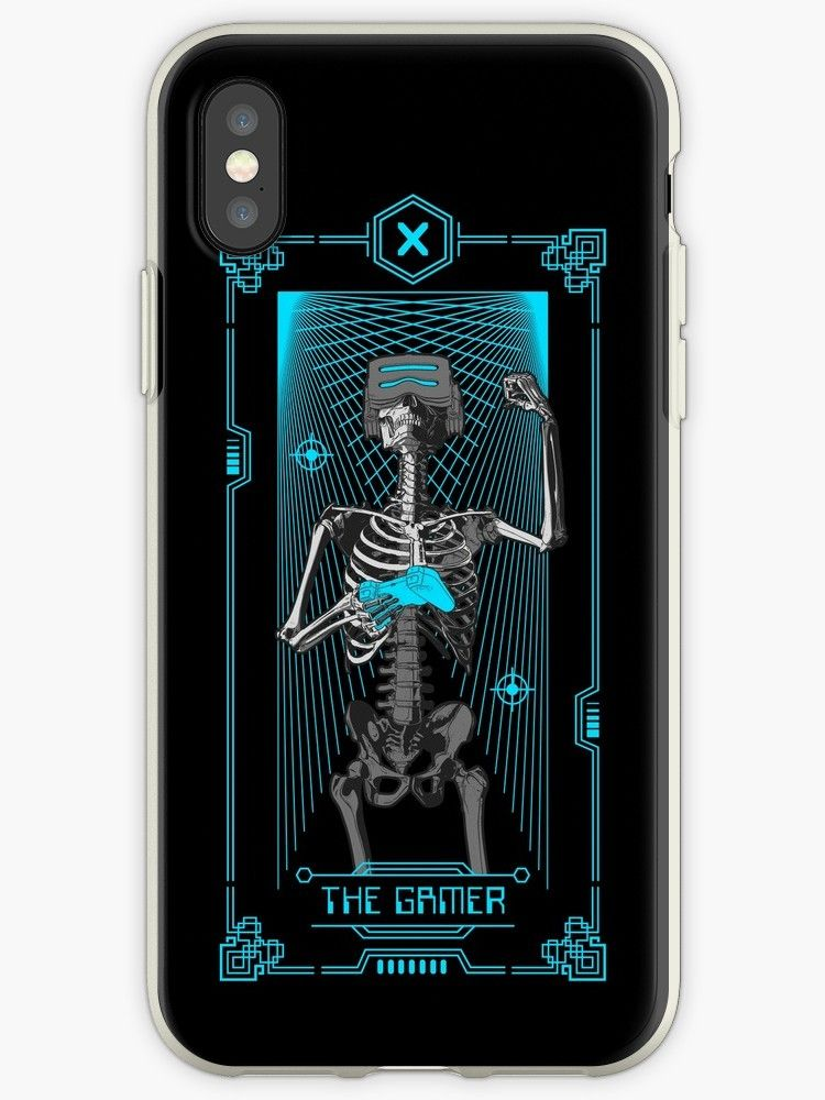 Buy the gamer x tarot card by grandeduc as a tshirt