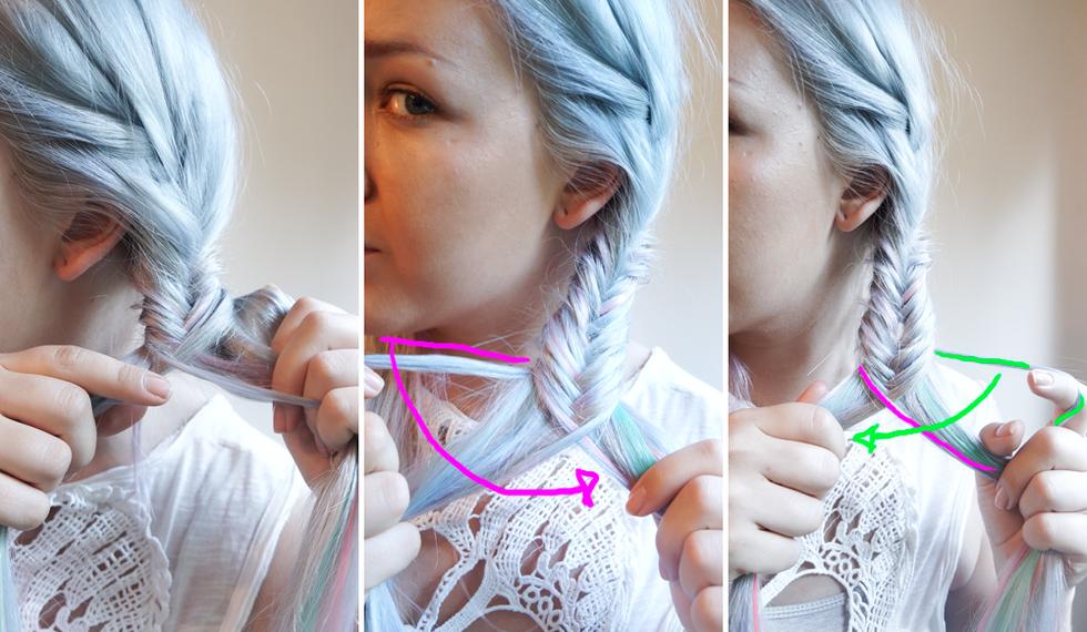 Swift Hair -pidennys testissä ja kalanruotoletin tutorial - Saara Sarvas | Lily.fi