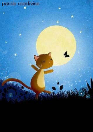Di notte rincorriamo le cose che sfuggono ai pensieri , ma non al cuore.