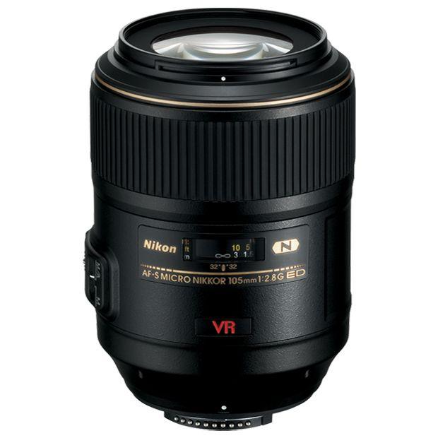 Nikon 105mm F 2 8g Ed If Af S Vr Micro Nikkor Lens Macro Lens Nikon Lenses Nikon