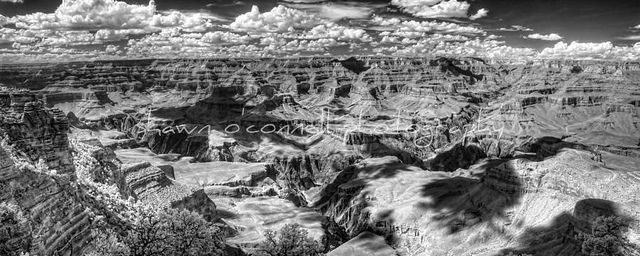 Grand Canyon in Infrared by @Shawn O'Connell