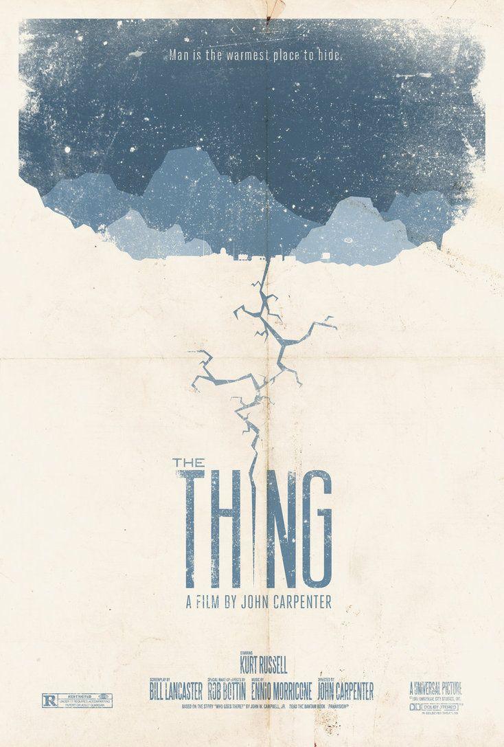 Simplicity Movie Poster By Adam Rabalais The Thing Simple