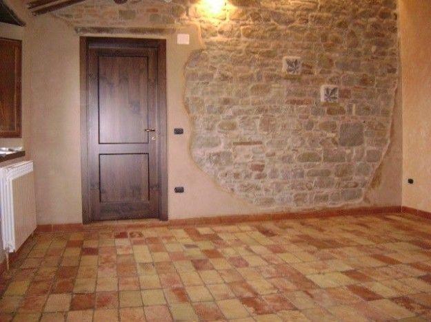 Colori pareti rustico parete rosata e pietra viva house for Rivestimento 3d leroy merlin