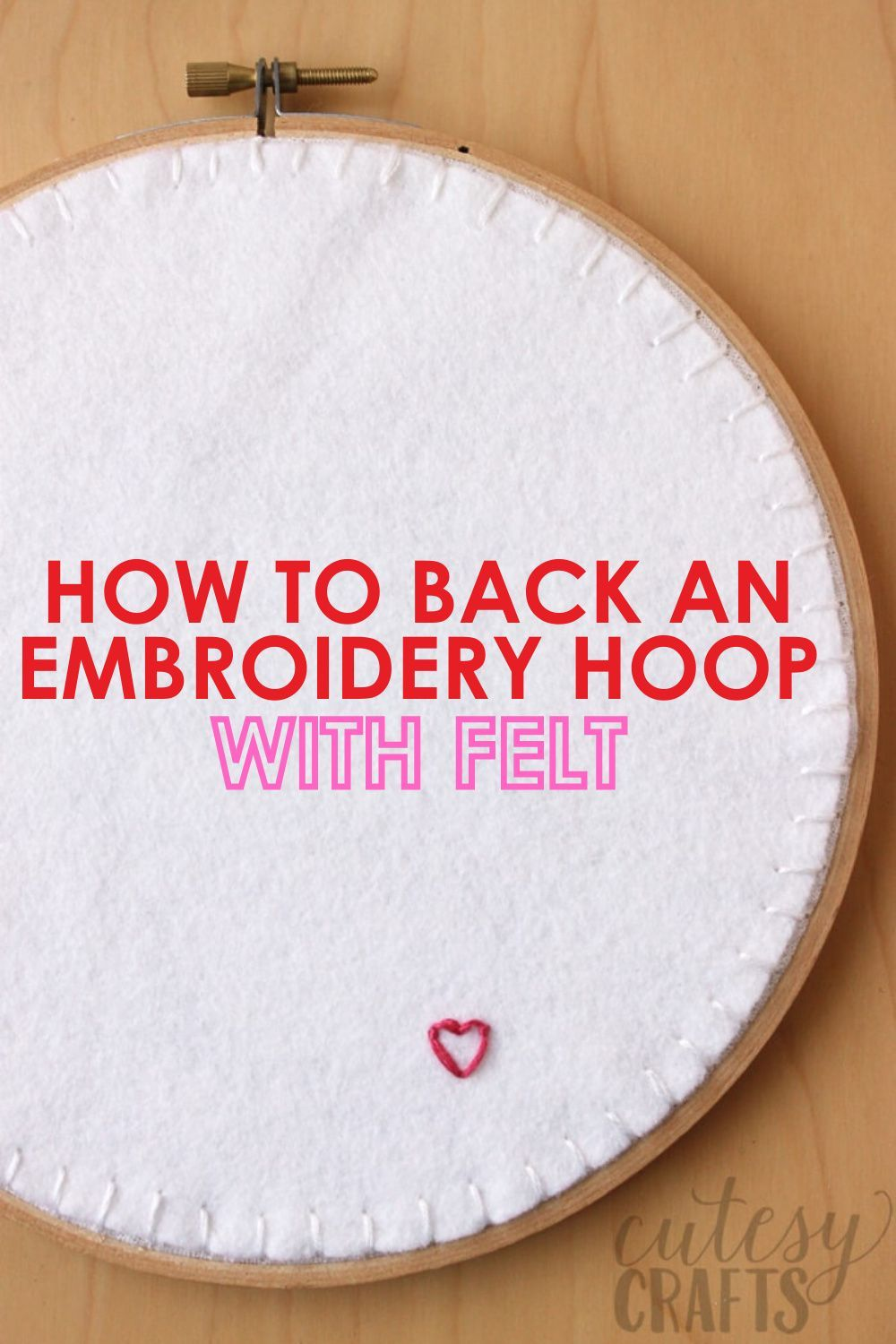 Can You Embroider Without A Hoop : embroider, without, Embroidery, Ideas