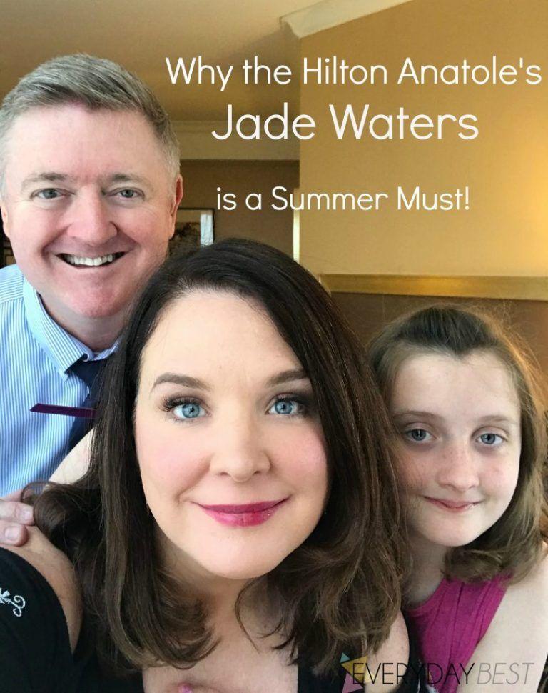 Summer Bucket List: JadeWaters At The Hilton Anatole