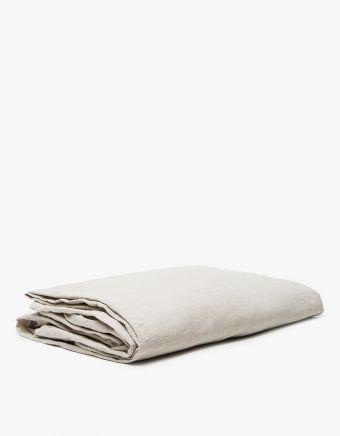 Queens Linen Pillowcase Contemporary